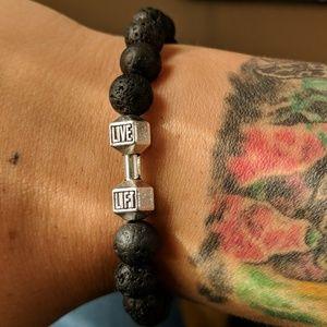 Jewelry - Lava stone braclets